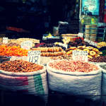 Explore the shuk nearby